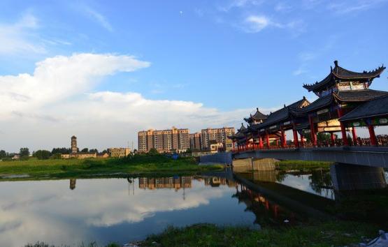 安徽省一个县,人口超50万,建县历史超2200年!