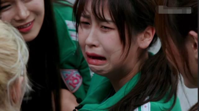 《创造101》中让罗志祥都招架不住的高秋梓,第二期却被吓哭了