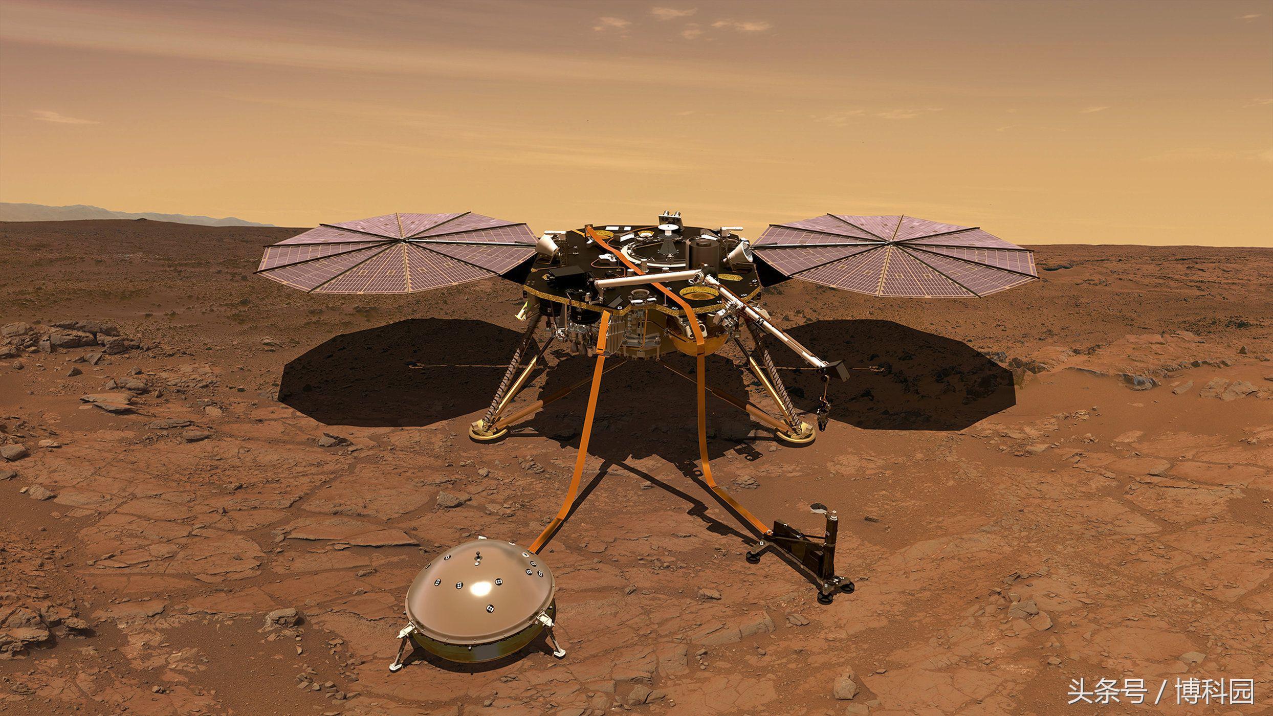 """为什么NASA要找""""火星地震""""?"""