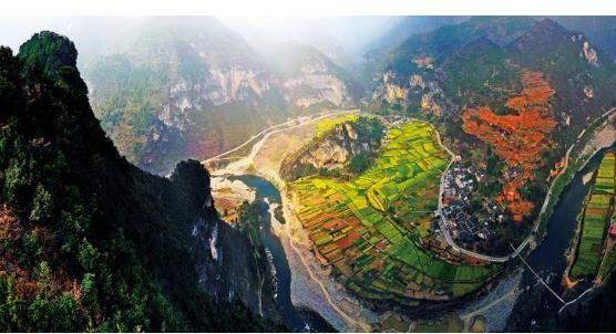 四川省一个县,人口超80万,建县历史超1200年!
