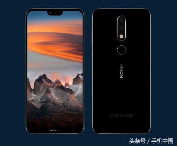 NokiaX6市场价曝出 长相、情结一样许多