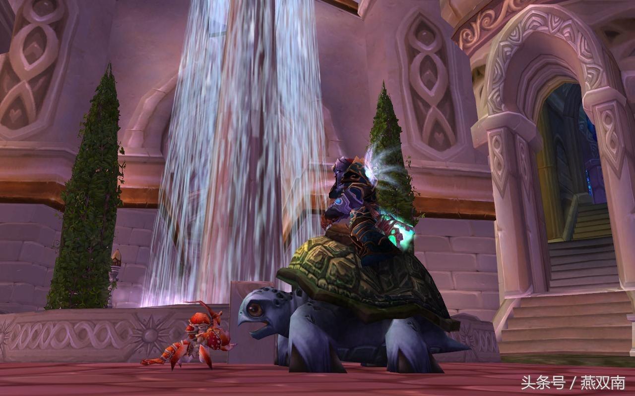盘点魔兽世界中最值得入手的坐骑,容易获取而且实用性又强