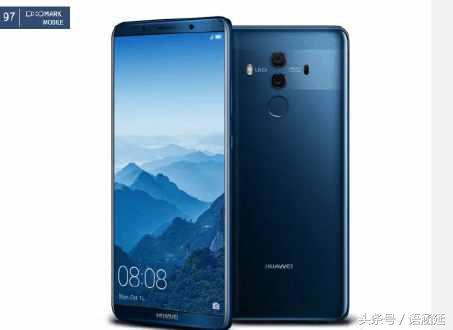 华为手机荣耀系列产品的V10:全面屏手机 AI产生的给我们不一样的感受