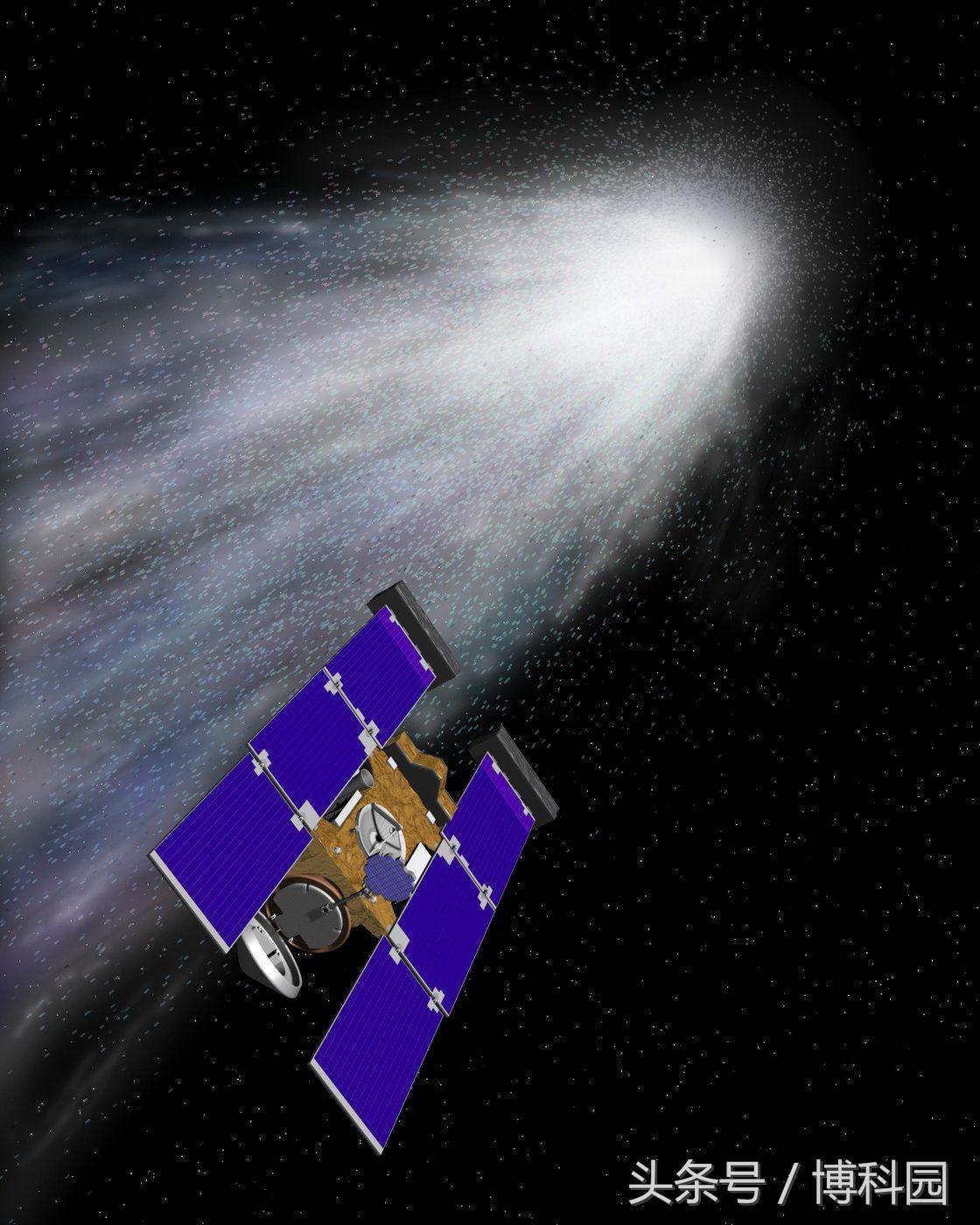 """需要""""摘""""更多的彗星样本来了解太阳系的历史"""