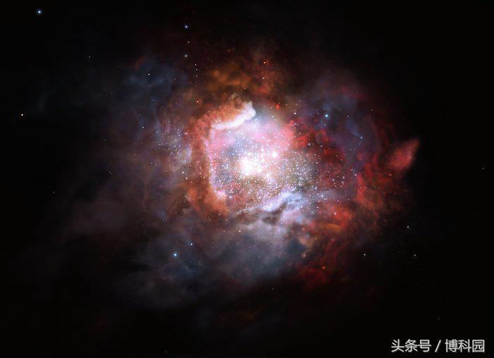 最新发现:恒星形成的化学痕迹可揭示宇宙演化历史