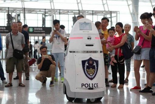 你的好友机器人巡警上线……