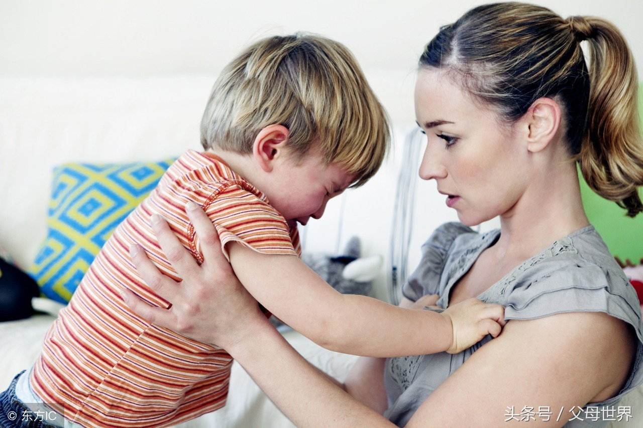 别再吼孩子了!孩子犯错,家长只需要说这8句话,比打骂都管用!