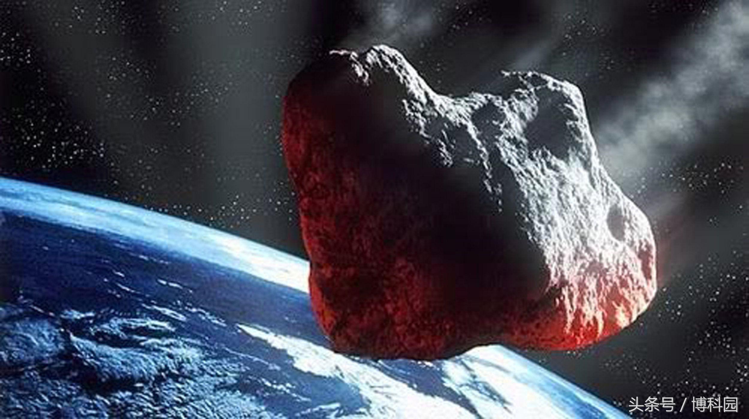 这是NASA在小行星撞击地球前发现并摧毁的新计划
