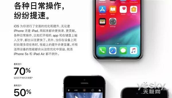 iOS 12官方网站简体中文发布非常值得升級吗?也有这种作用能够关心