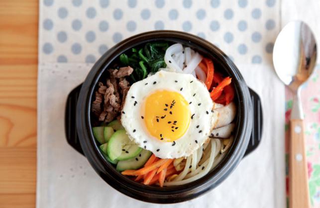 石锅拌饭的做法 每天吃都吃不够比饭店的还好太香了