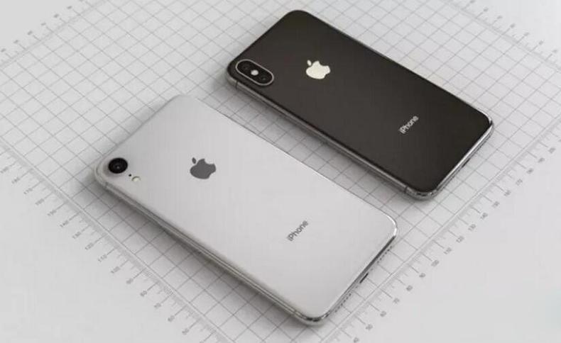 新iPhone来啦,很有可能会出现5种颜色,了不起!
