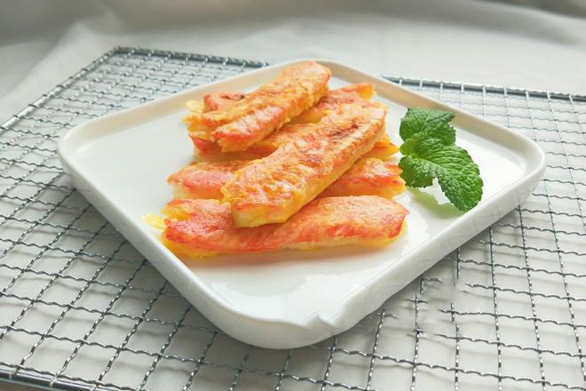 原先蟹棒也有那么多漂亮味爽口的食用方法,不仅可以涮锅!