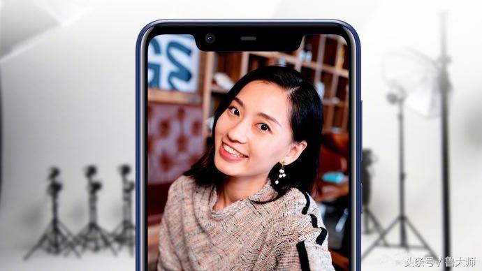 Nokia X5公布 84%屏幕比例 Helio P60 双摄像头 999元起!