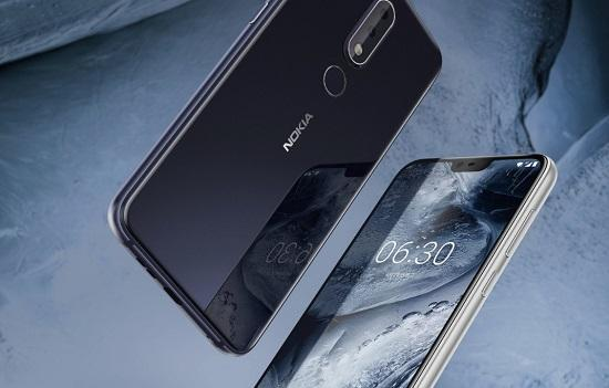 诺基亚6.1 Plus宣布公布:配用骁龙636,市场价2000元!