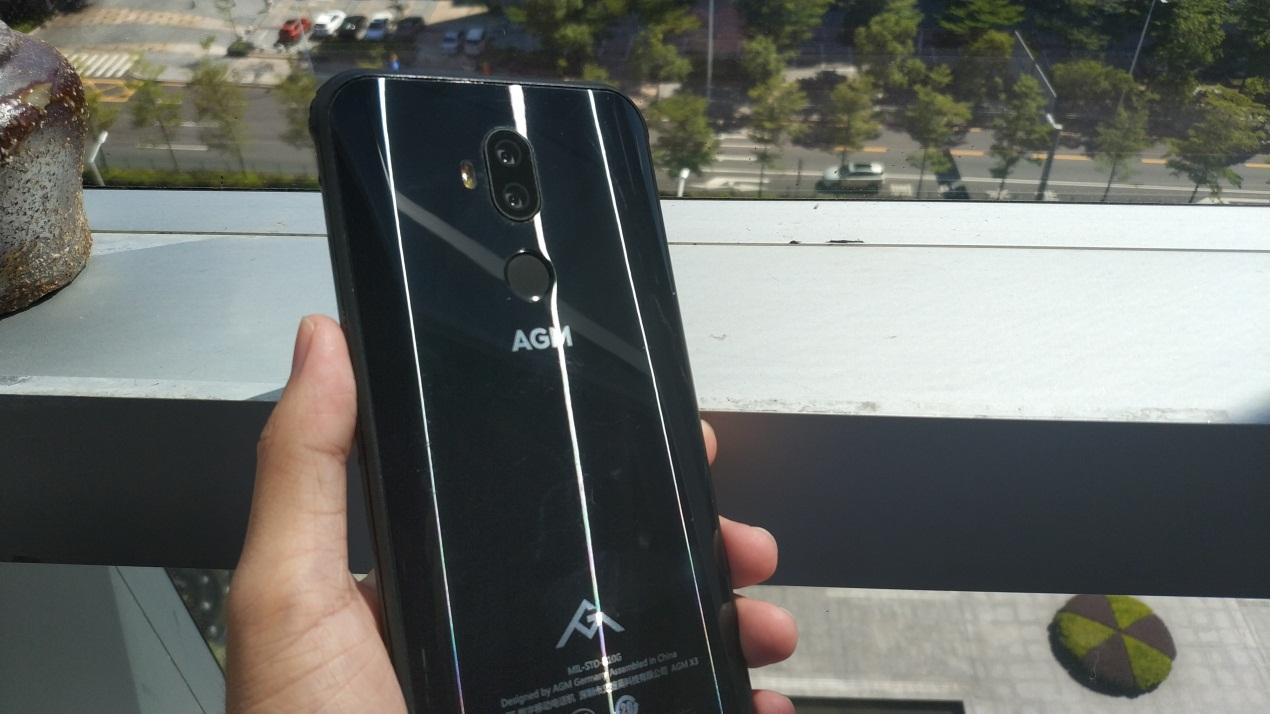 特性跨越OV小米手机 1TB储存845服务平台 防摔防潮防污AGM X3手机上来啦