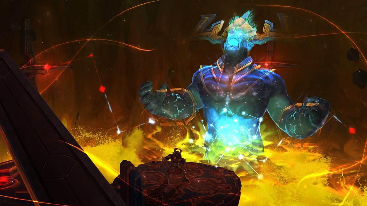 魔兽世界:堪称地狱难度的随机本BOSS 感受这被灭团的恐惧!