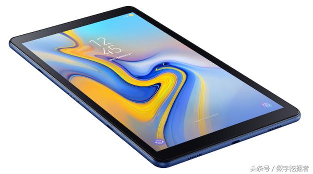 三星宣布公布Galaxy Tab S4,也有GalaxyTab A