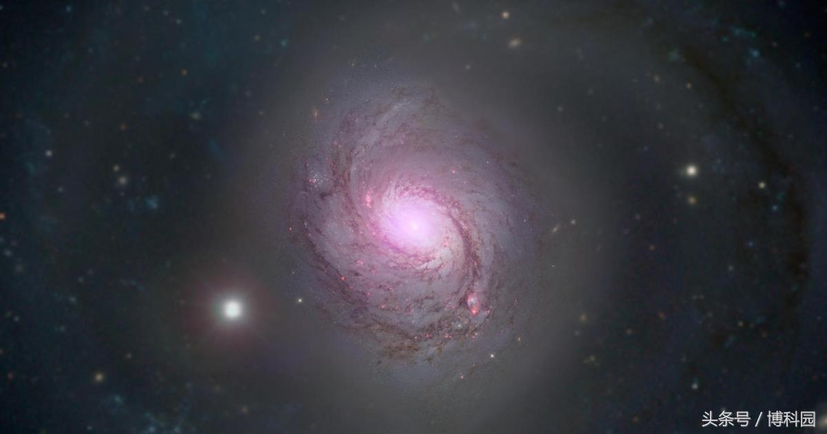 在一个安静的夜晚,我发现了一个超大质量黑洞