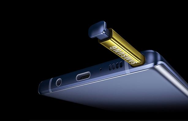 三星Note 9中国发行全新指导价:128GB发展规格型号或在7500元上下