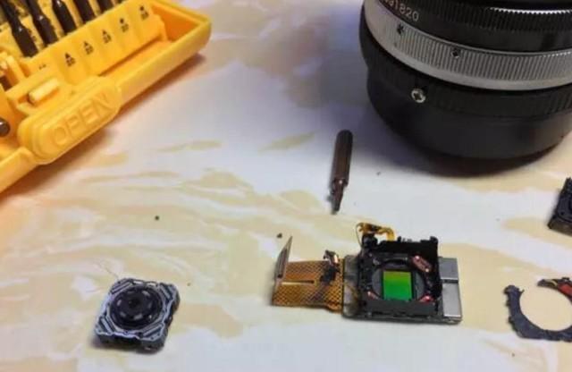民间牛人爆改NokiaLumia1020!后背强制置入单反镜头