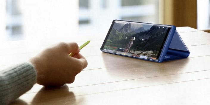 秒杀S9!三星Note9屏幕测试结果出炉:共破11项纪录