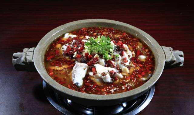 餐饮新宠石锅鱼技术配方,三种口味都有收藏起来
