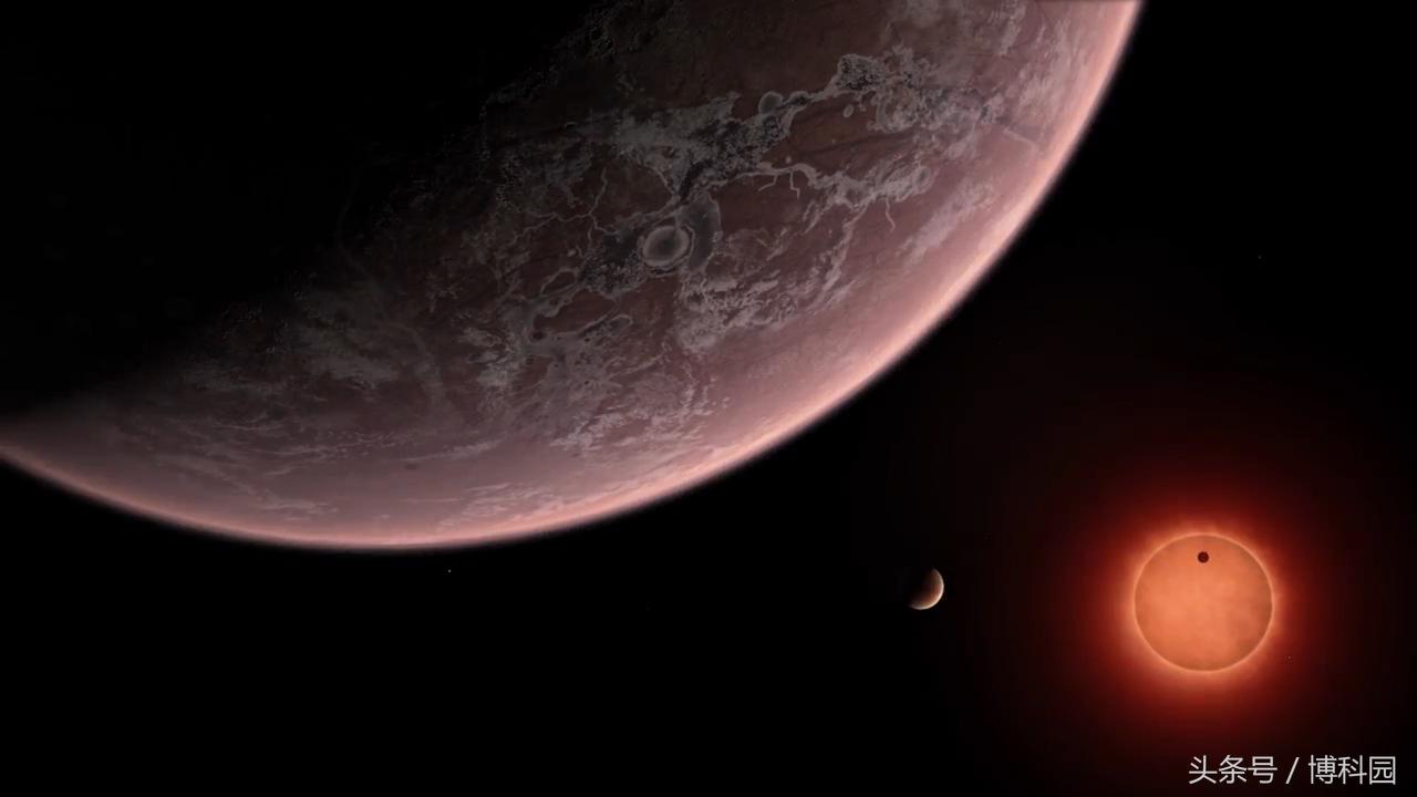 """首次在""""超热木星""""上发现铁和钛,比大多数恒星还要热"""