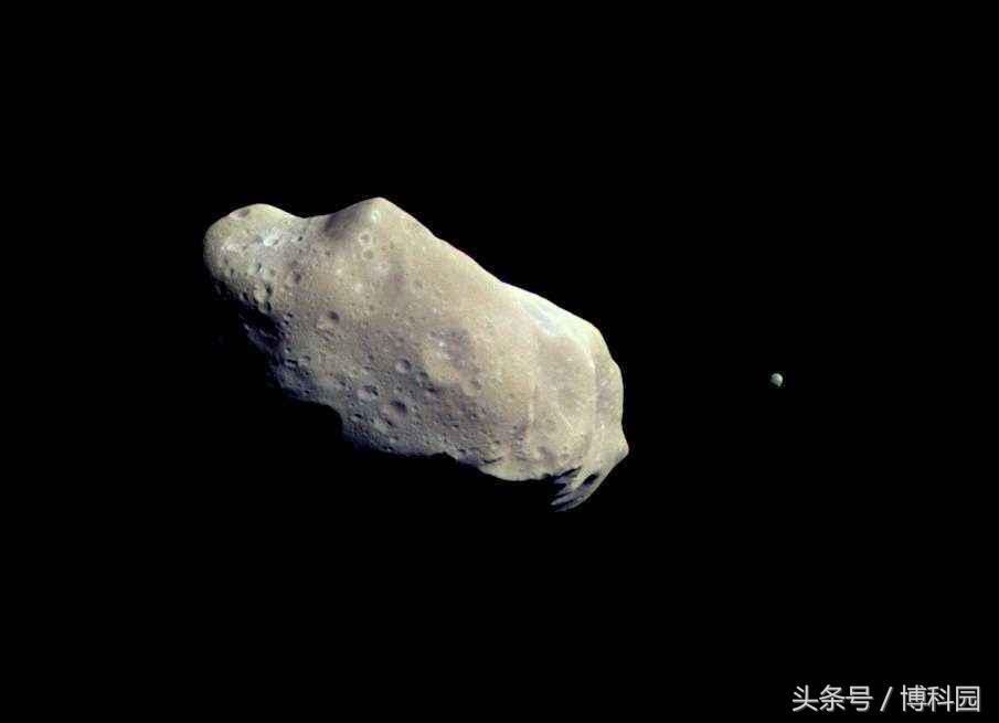NASA的疯狂想法,用一群微型探测器来称重小行星