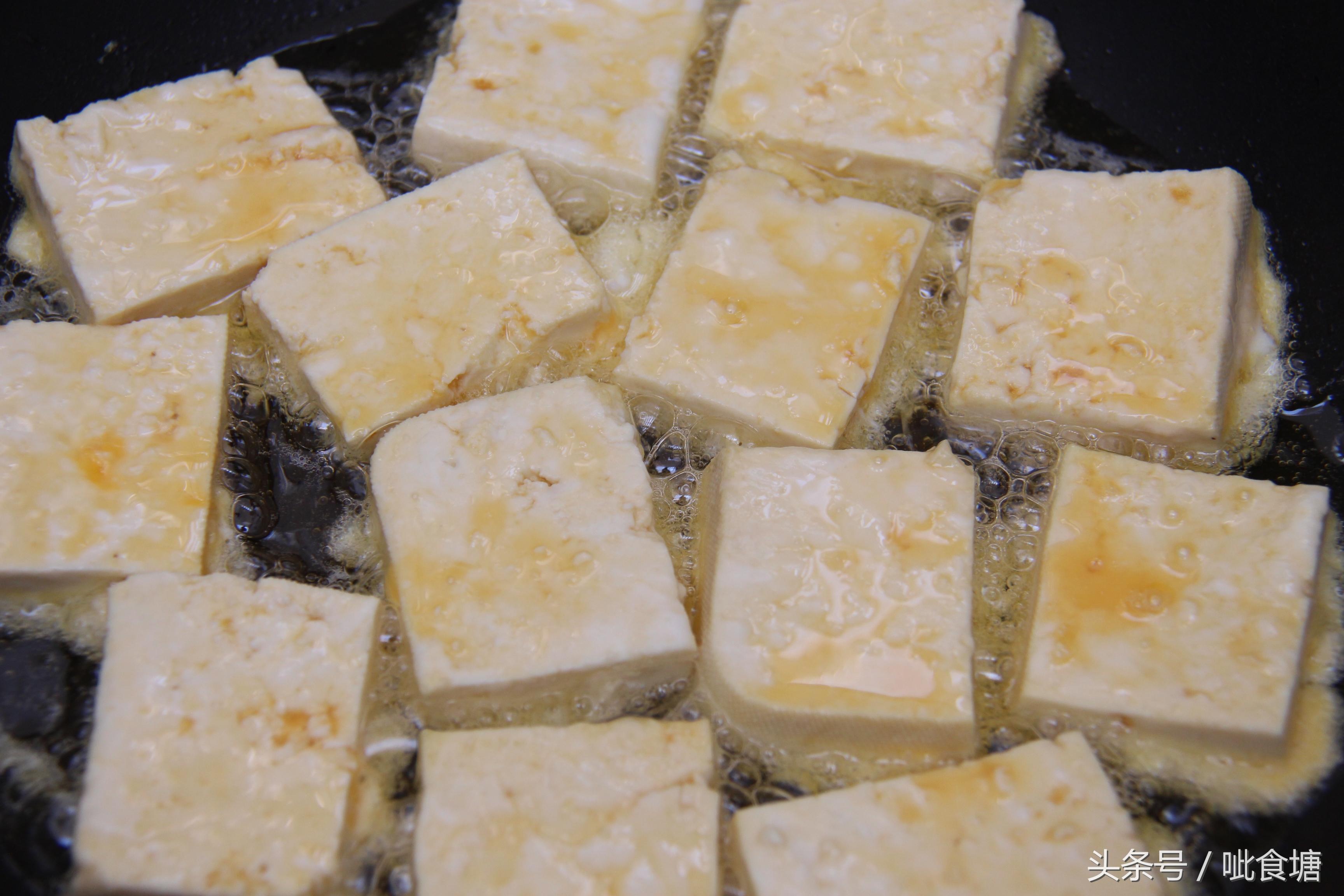 经典鲁菜锅塌豆腐 做法其实很简单 锅塌豆腐 第8张