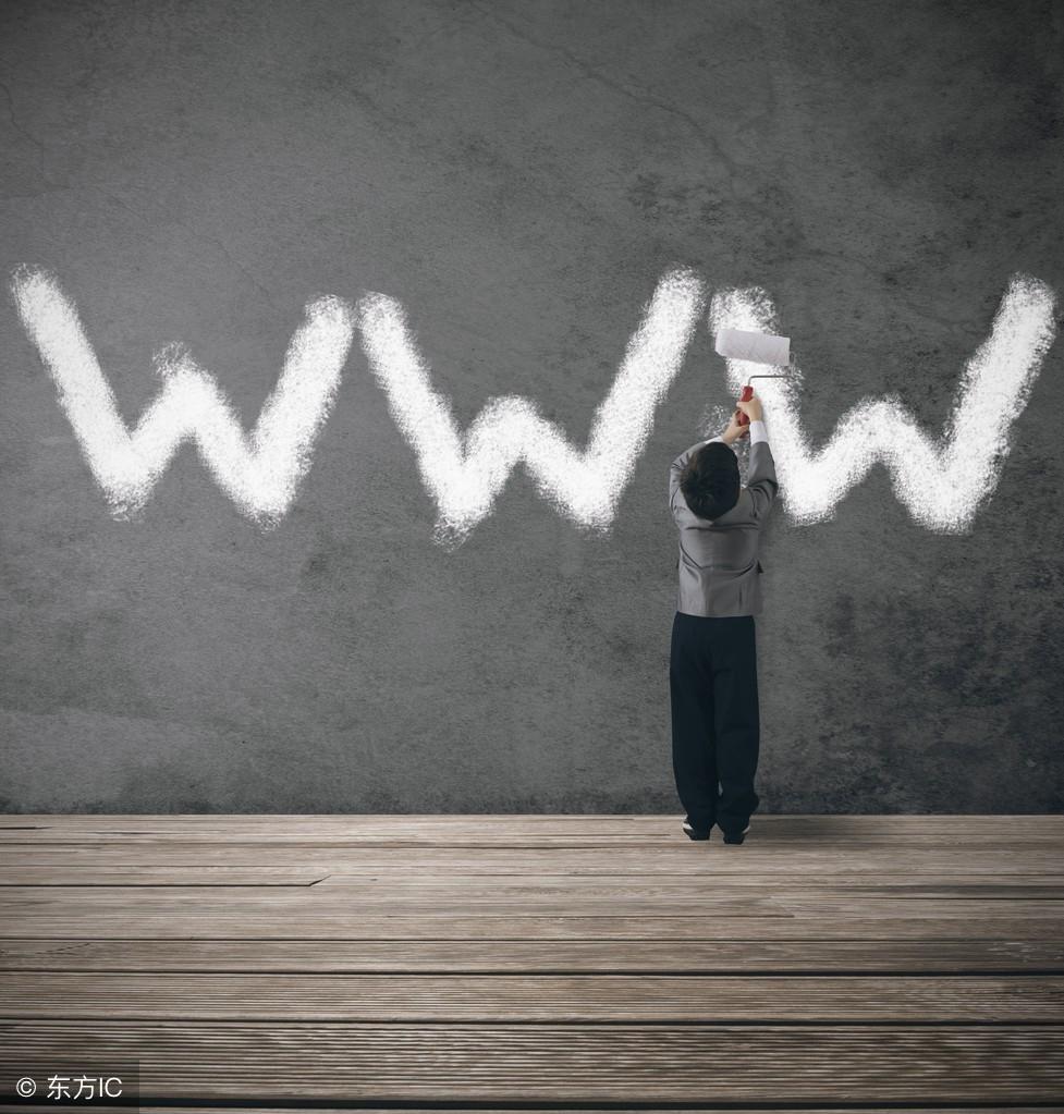 个人如何快速的搭建一个自己的网站