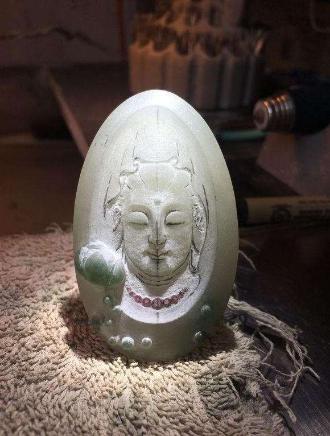 揭秘丨翡翠手工雕刻的制作工艺