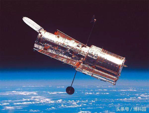 """""""天眼""""凝视着地球,哈勃望远镜拍摄令人眼花缭乱的照"""