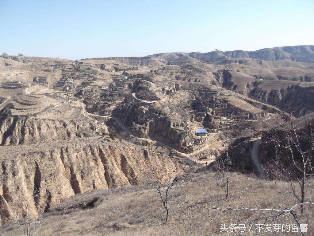 榆林,陕西最北的城市,这里贫富差距巨大