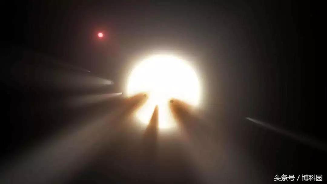 在恒星形成过程中发现最年轻的吸积盘