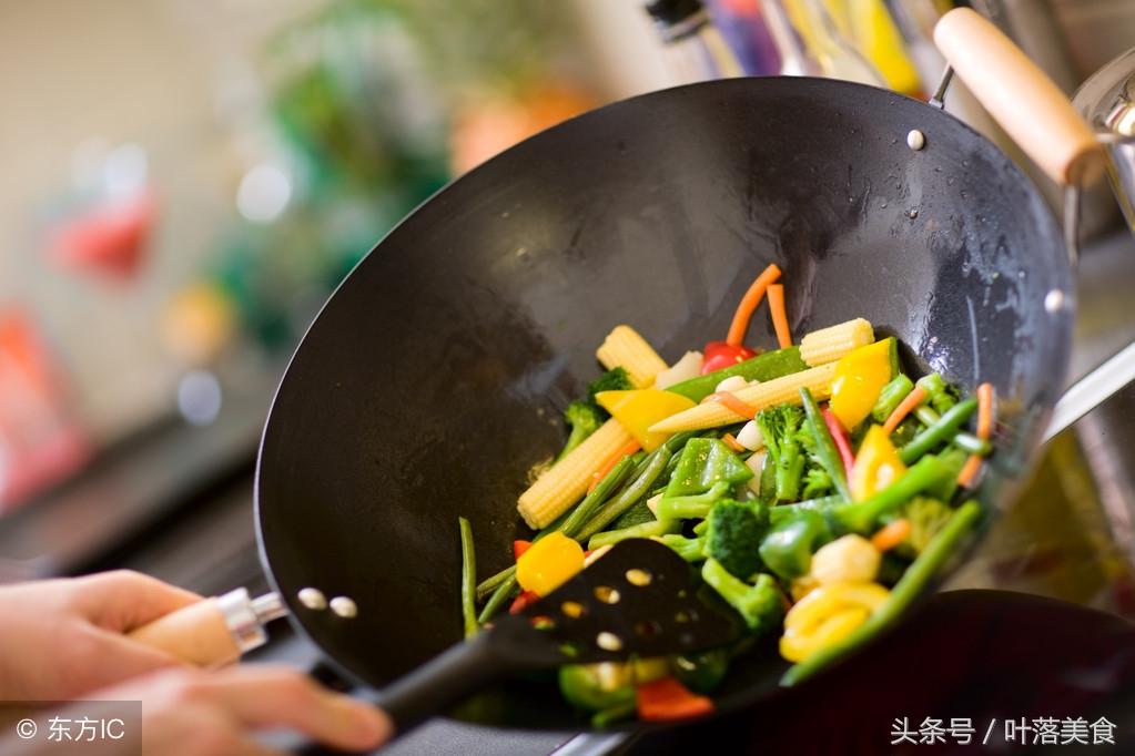 厨房里的18条烹饪技巧 妙招 第1张