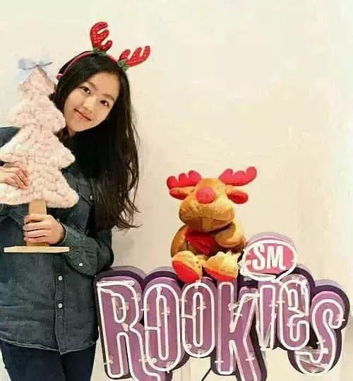 她是SM公司的小公主!无数韩国人在等她出道!