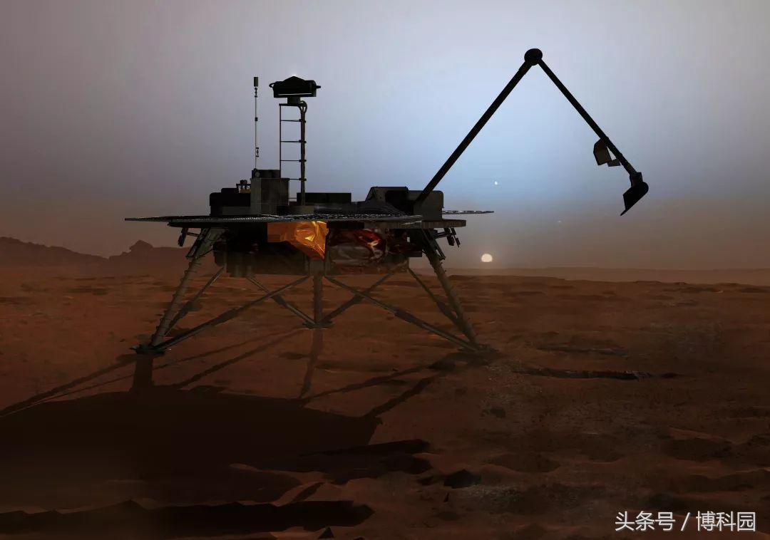 富含氯酸盐的土壤可以帮助在火星上找到液态水
