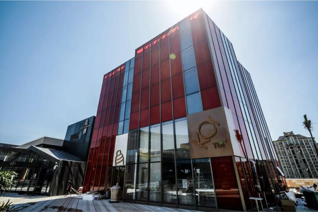 今天,厦门宝龙一城盛大开业!超多高端餐饮、国际大牌入驻!