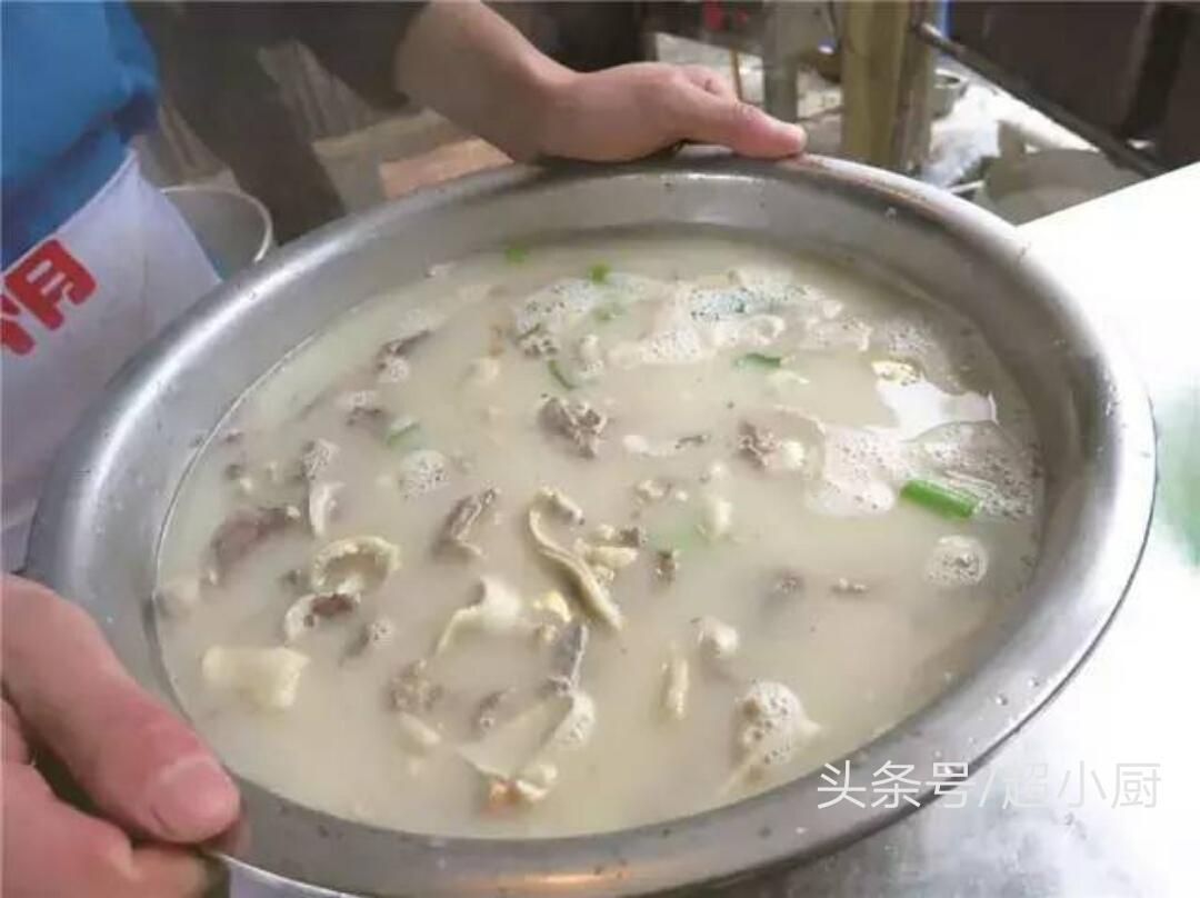 """自熬羊汤独门绝技:四川著名小吃""""简阳羊肉汤""""开店专用! 厨房烹饪 第11张"""