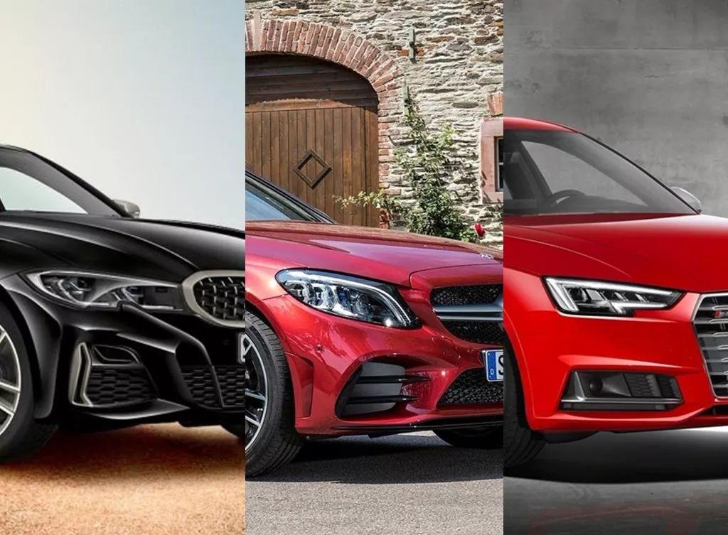 老敌人新对战!宝马M340i、新款奔驰C43、奥迪S4如何选?