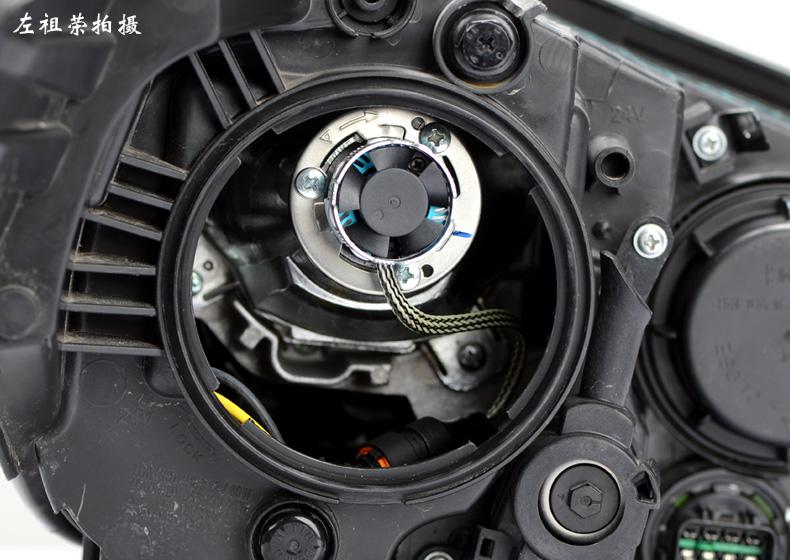 升级大灯不求人,五年汽修师教你自行安装汽车LED大灯领动卡罗拉
