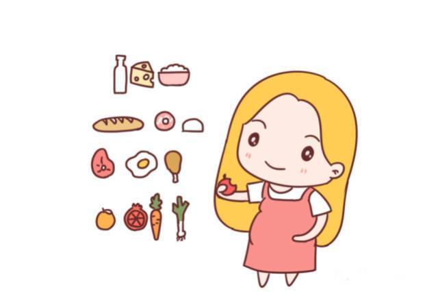 孕期全阶段营养指导,要补充哪些营养素!
