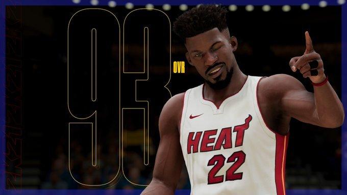 2K21能力值公佈!老詹穩坐聯盟第一,字母哥有所提升,Butler也狠!-黑特籃球-NBA新聞影音圖片分享社區