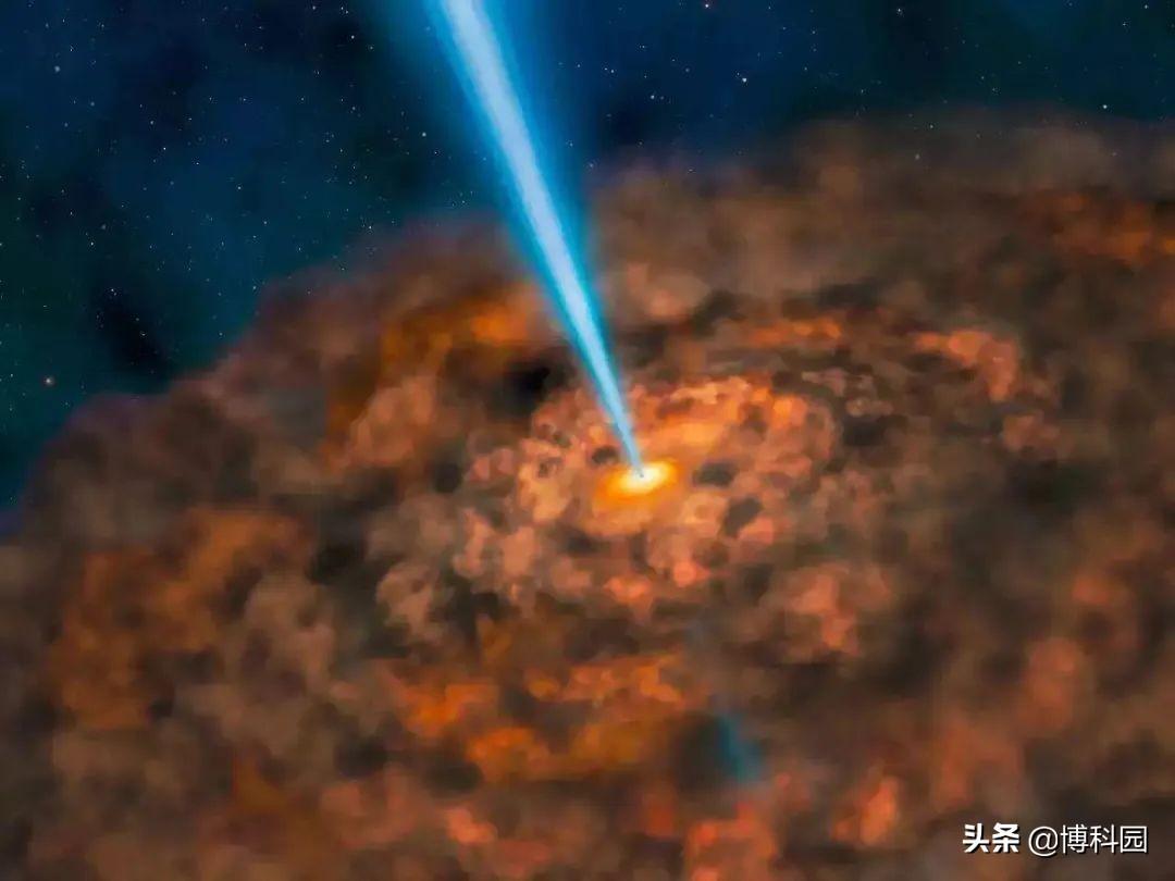 中科大:在3300光年外的活跃星系中,发现超高能中红外耀斑