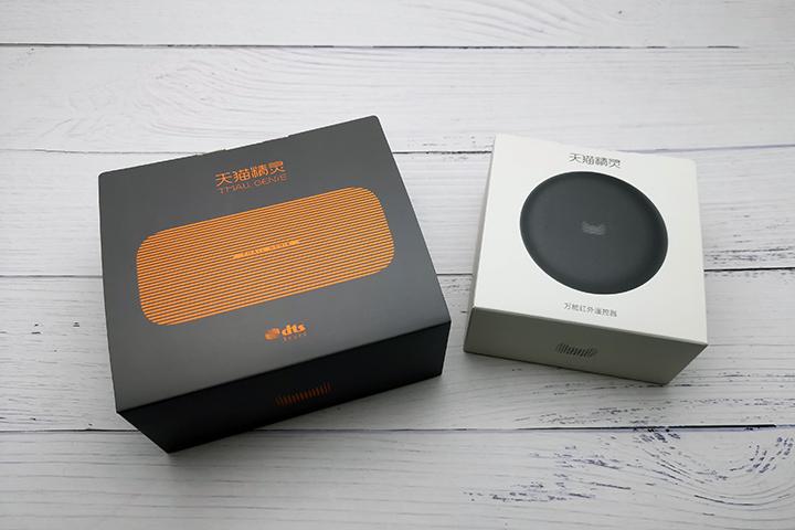 天猫精灵智联套装+万能遥控器:百元级硬件带来万元智能家居体验