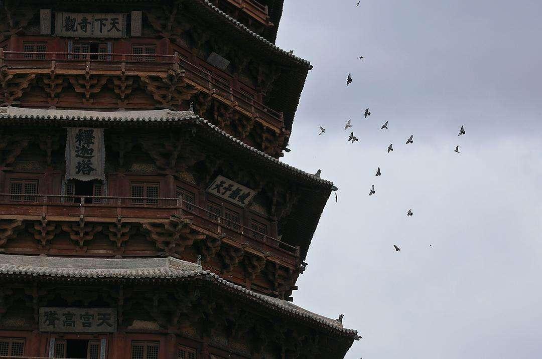 曾祥裕风水团队赴山西应县探究千年木塔建筑之美