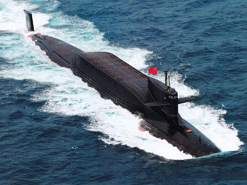 美专家:卫星发现中国096型潜艇建造基地,可携带巨浪3打击美本土