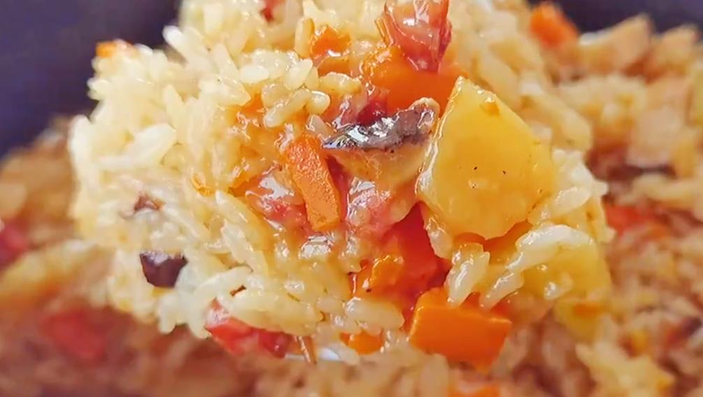 自從知道米飯可以這樣煮,我家大米不夠吃了,一周煮3次還不過癮