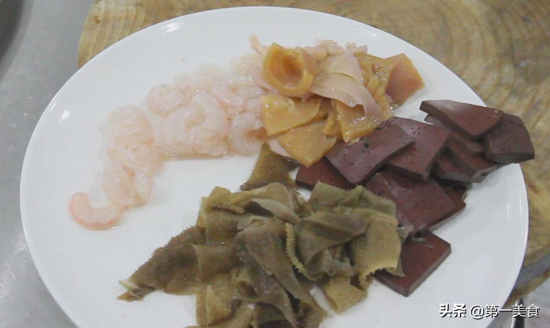 厨师长教你做毛血旺家庭做法,味道麻辣鲜香,值得收藏 美食做法 第5张