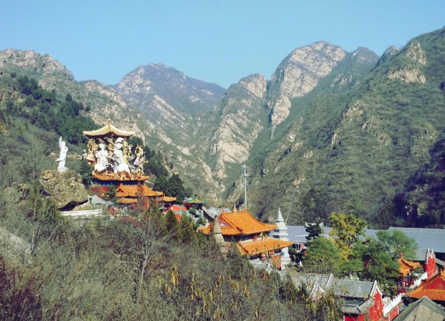藏在北京深山中的千年古剎,極具魔幻色彩,或成五一打卡新選擇